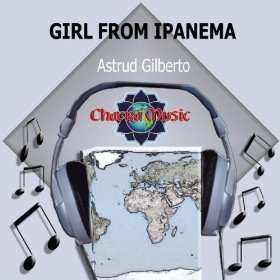 Astrud Gilberto Girl From Ipanema
