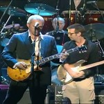 Mark Knopfler, Eric Clapton, Sting & Phil Collins | Money for Nothing (Live Montserrat)