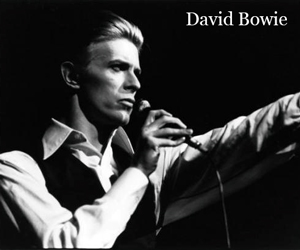 David Bowie On Agr8song