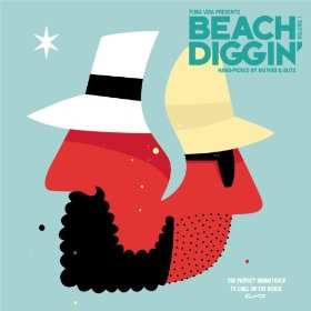 Beach Diggin' Compiled by Guts & Mambo - Nelson Family