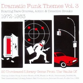 Various Artists Dramatic Funk Themes, Vol. 3