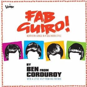 Ben From Corduroy Fab Guiro