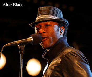 Aloe Blacc on Agr8song