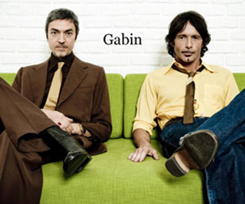 Gabin on Agr8song